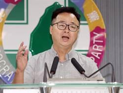 民進黨總統民調 羅文嘉:禁止「教」人支持韓或柯