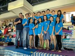 台中市長盃游泳錦標賽 頭家國小泳破9紀錄奪23金