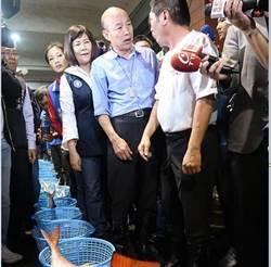 韓國瑜帶頭助攻外銷香港 魚丸哥真的貨出去了