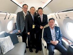 騰達航空搶私人商務機財 8月可望獲第二架代管業務