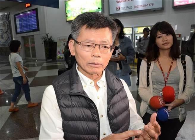 前高雄縣長楊秋興。(資料照)
