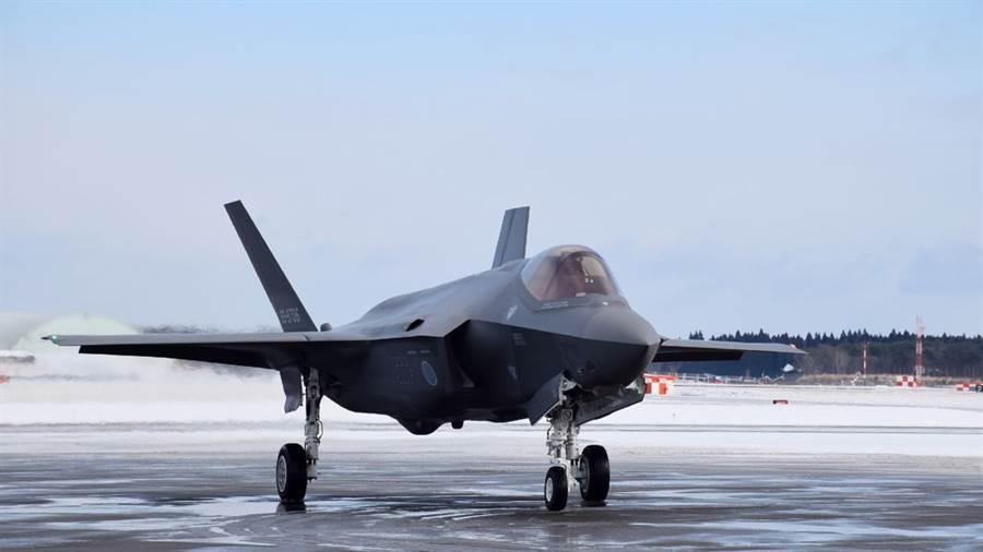 日本決定停止搜查失事的F-35A,也將在不久後恢復飛行。(圖/洛克希德馬丁)