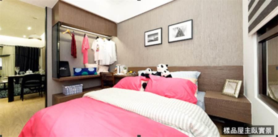 兩房推出雙衛浴房型可供住戶選擇。