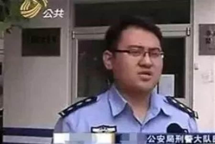 警方說明這起離奇的案子也是覺得好笑。(圖取自警方微博)