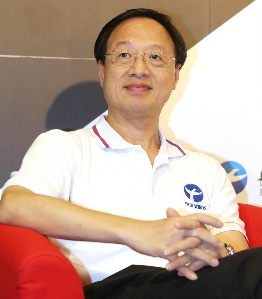 前行政院長江宜樺。(圖/資料照片)
