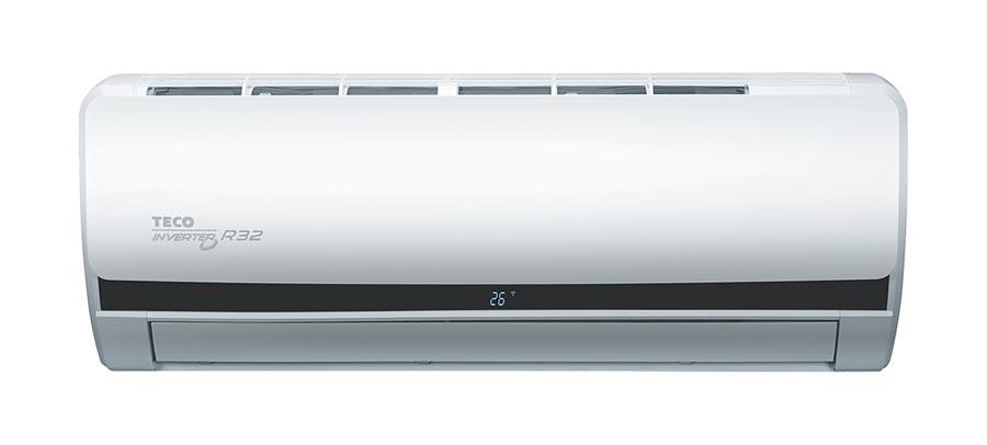 愛買東元3至4坪1級變頻冷氣MA22IC-HS,6月4日前原價2萬1900元、特價1萬6900元,限時77折,買再送室外機安裝架。(愛買提供)