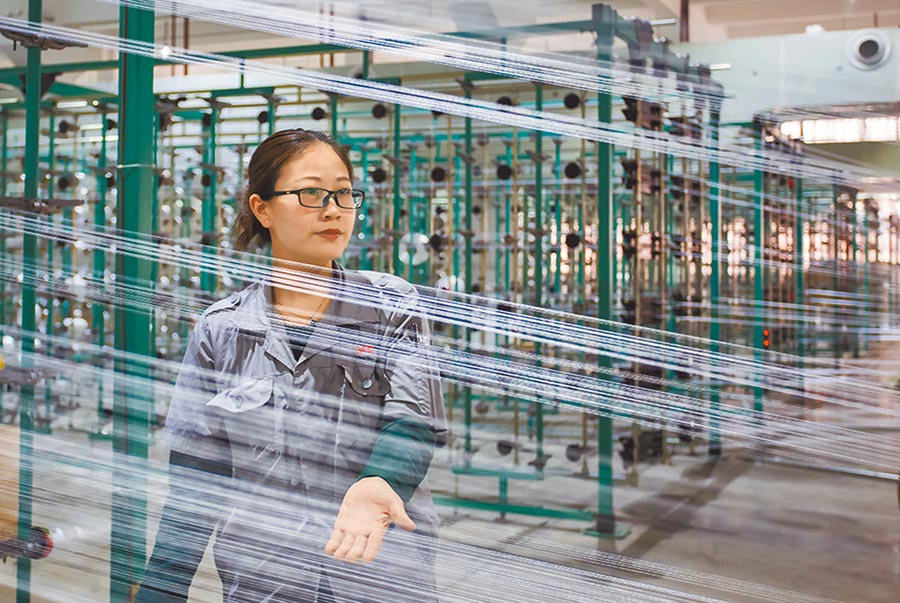 海安開發區集聚了優勢產業。