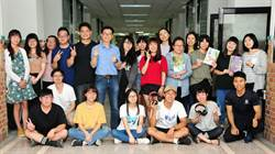 靜宜大學「數位學伴」  為偏鄉學童點燃希望