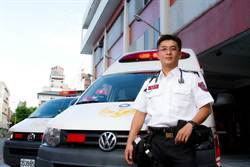 從科技新貴到「花蓮救命王」彭康祐獲全台十大傑出救護技術員榜首