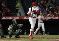 MLB》大谷翔平開轟 天使教頭:像回到去年