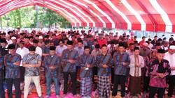5日穆斯林開齋日 雲林印尼移工一同慶祝