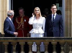 要當美王室!川普全家總動員赴英攀關係