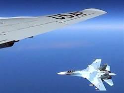 一天三次 俄國攔截地中海的美國飛機