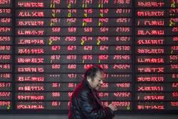 貿易戰衝擊陸股 外資流出規模創5年紀錄