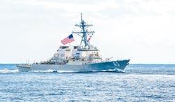 破解美艦穿越 陸擬將台海內海化