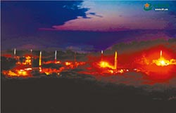 火箭軍實射東風-15 重演台海危機