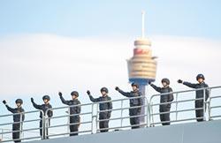 解放軍艦突訪 澳總理:早就知