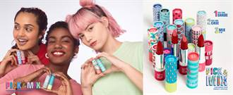3INA推FUN肆玩色脣膏 溫柔小姐姐色讓美妝迷搶購