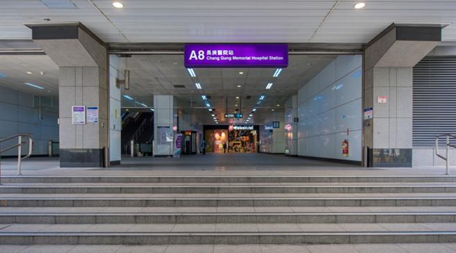 A8長庚醫院站,生活機能成熟。圖/業主提供