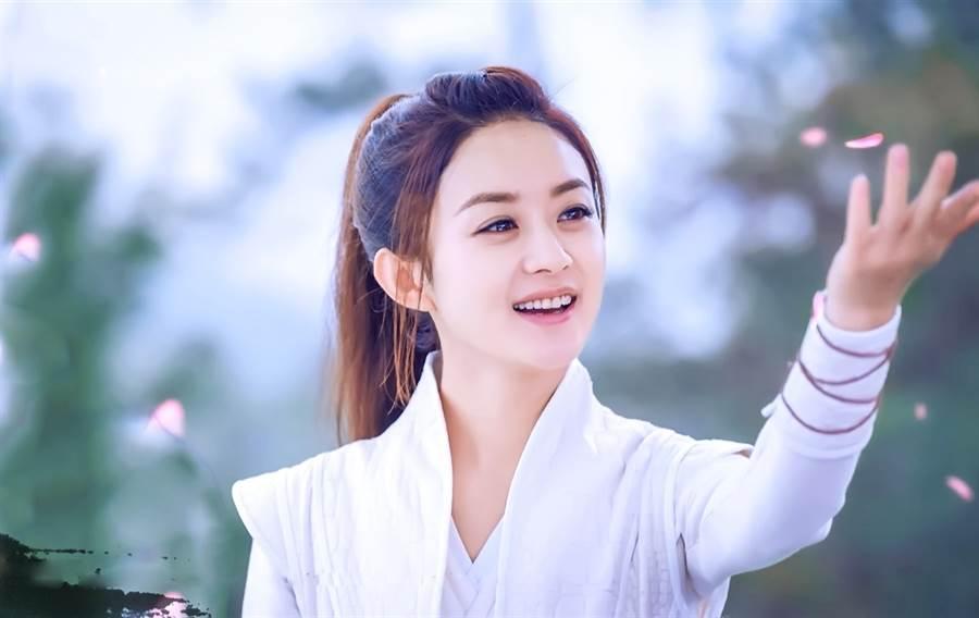 趙麗穎演出《楚喬傳》被封為最萌特工。(本報系資料照)
