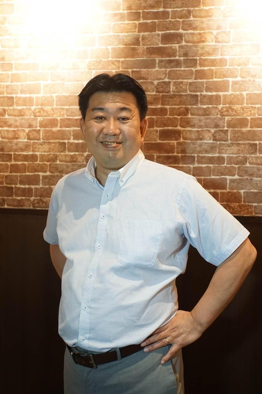 引進日本最大平價連鎖牛排Ikinari Steak的台灣七品董事長和賀潔表示,Ikinari Steak入台後希望在今年底前展店3家。(圖/姚舜)