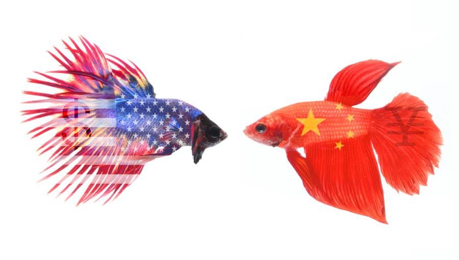 美中貿易談判自5月停滯後,雙方除互以關稅手段對抗之外,還轉入激烈的言辭衝突。這是雙方拉高姿態為談判舖路,或是惡化為更大的衝突,可以觀察6月底習川會晤前美中官方的動態。(圖/Shutterstock)