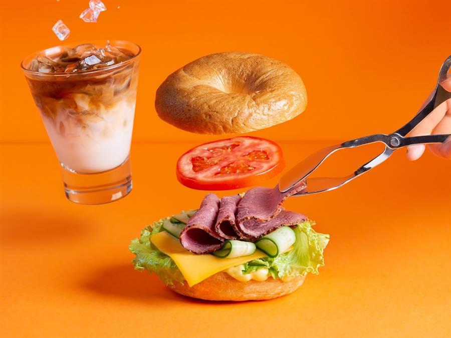 路易莎周年慶:1餐食+1飲品享8折優惠。(品牌提供)