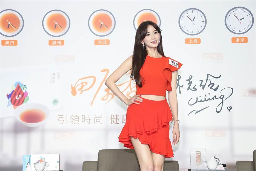 台灣第一名模林志玲。(本報系資料照)