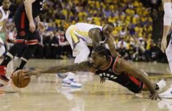 NBA》柯瑞狂轟47分 勇士決賽G3仍敗