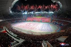 讓金正恩不開心!北韓盛事團體操表演被停了