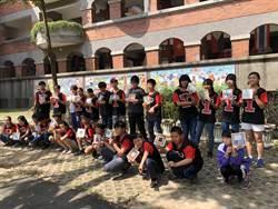 世賢國小畢業生拼貼馬賽克藝術牆 預約美麗回憶