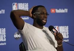 NBA》格林猖狂預告:勇士G6封王