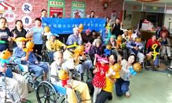 中榮埔里分院附設護理之家 端午節活動讓住民樂開懷