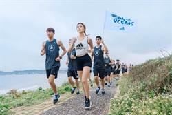 簡廷芮邀跑者「為海洋而跑」 1公里捐1美元