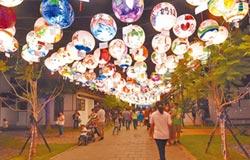 鹿港慶端陽 擲筊發揚郊行文化