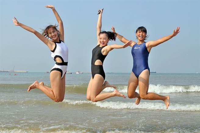 迎接清涼有勁的暑假來到,金門縣府觀光處規畫暑期強檔「浯島夏日嘉年華-親子Fun假趣」將自7月1日起登場。(李金生攝)