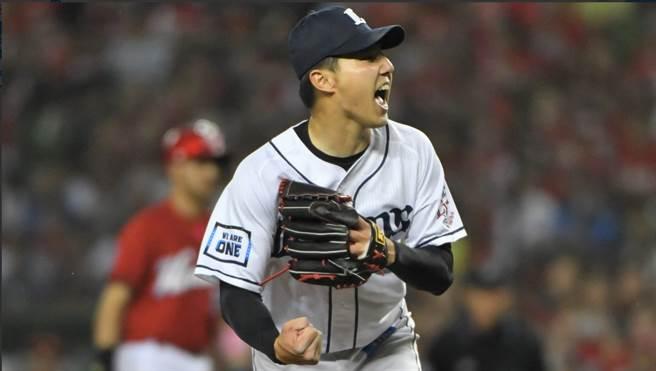 前旅日投手郭俊麟獲得富邦悍將第二輪指名。(資料照/截自西武獅推特)