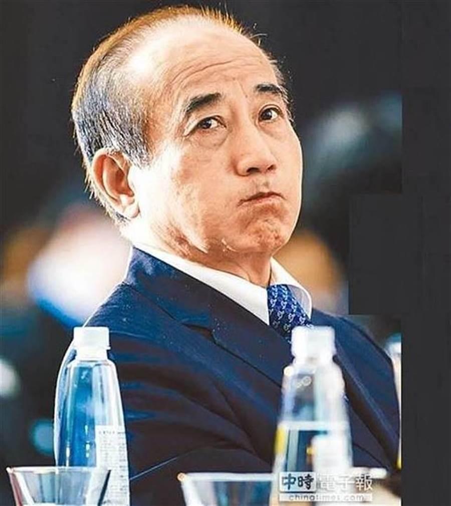 立法院前院長王金平。(圖/本報系資料照)
