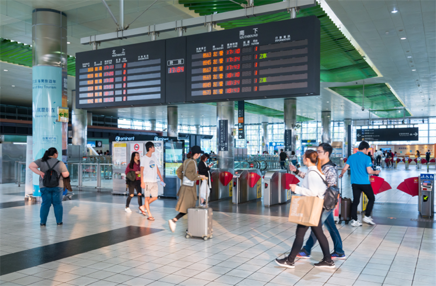 青埔特區鄰近機場、坐擁高鐵站等交通優勢,成為台商回流置產首選。(圖/業者提供)