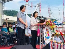 柯批大陸考卷不及格 蔡:我穩定台灣和平