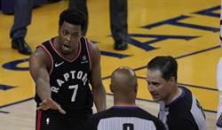 NBA》推肩事件鬧大 聯盟老總親回應