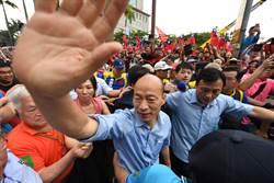 外媒也關注!紐時:韓造勢震驚總統大選