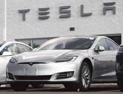 美國5月電動車銷售 特斯拉領先群雄