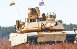 戰車貴族 美將售我108輛M1A2