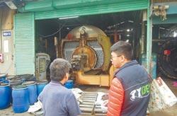 鍋爐改用天然氣 年底再增20座