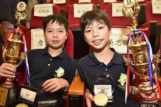 台灣之光!亞太小學數學奧賽奪雙金