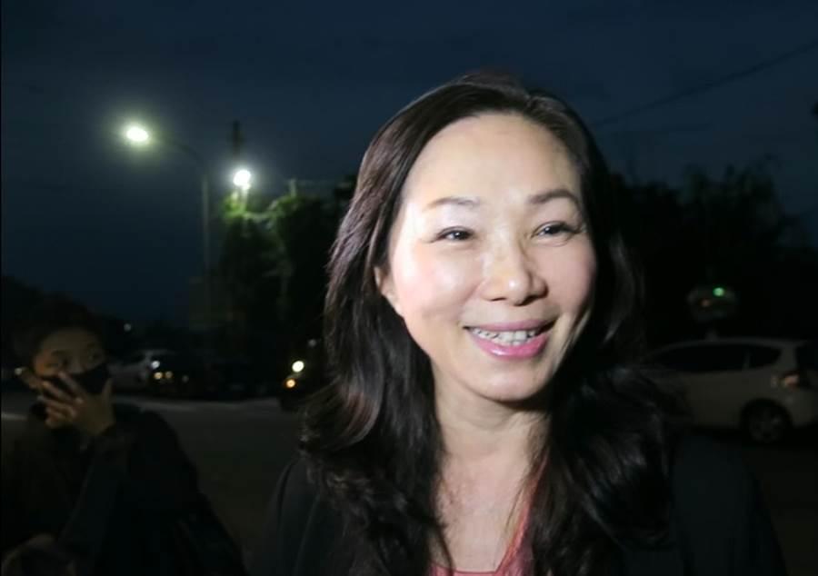 韓國瑜的太太李佳芬。(圖/資料照片,謝瓊雲攝)
