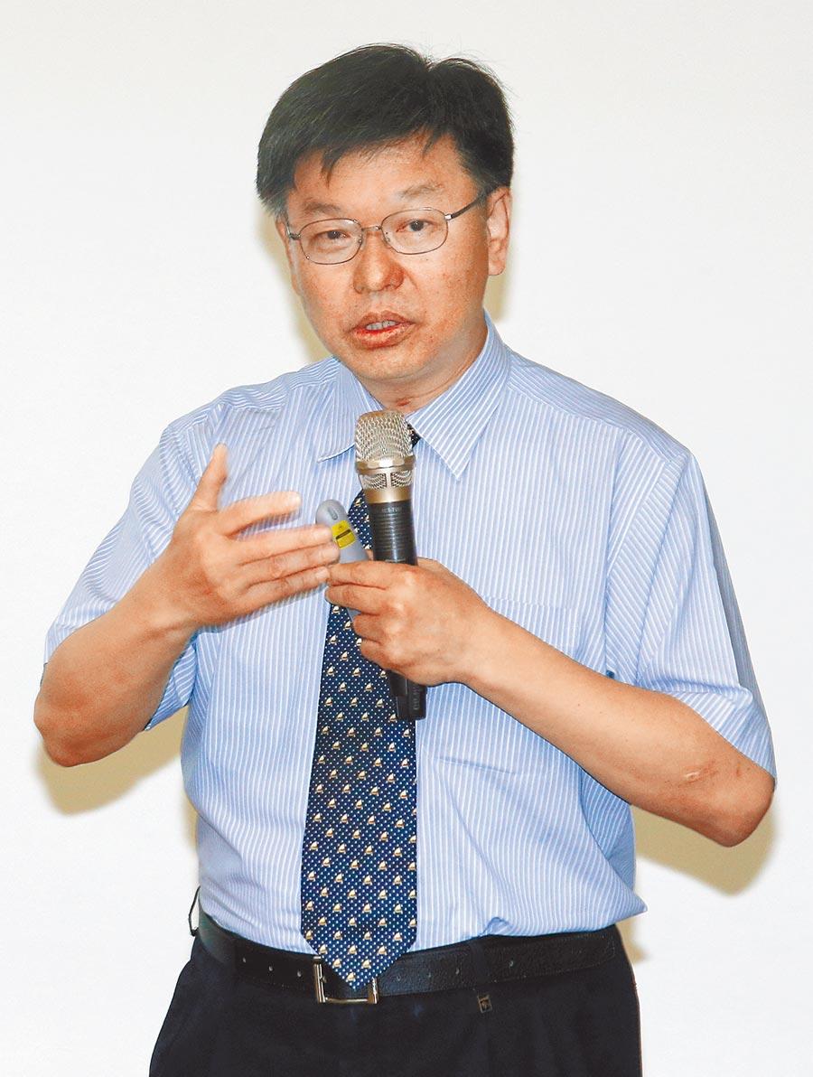 工研院副院長彭裕民。(陳君瑋攝)