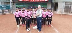 新屋國小女壘隊投手陳佳宜 獲選U12國手