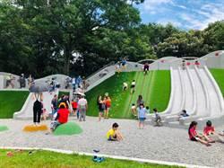 斬龍山遺址公園啟用 親子同遊好去處